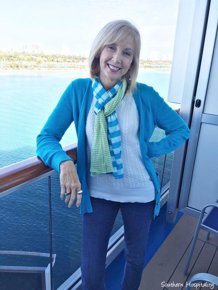 Fashion over 50 Cruise Fashion - Southern Hospitality