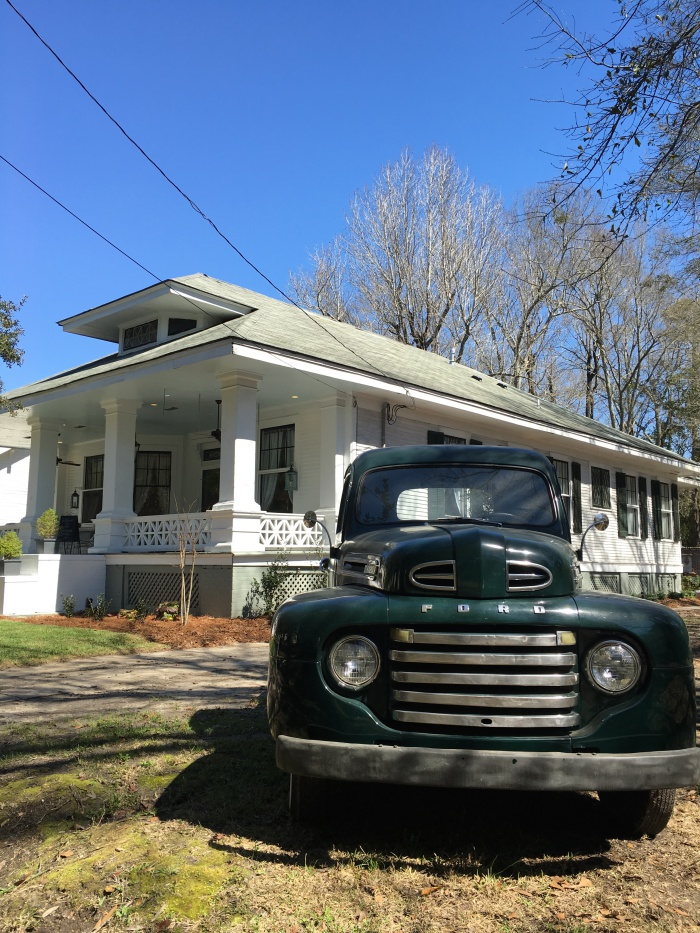 Southern Romance house truck
