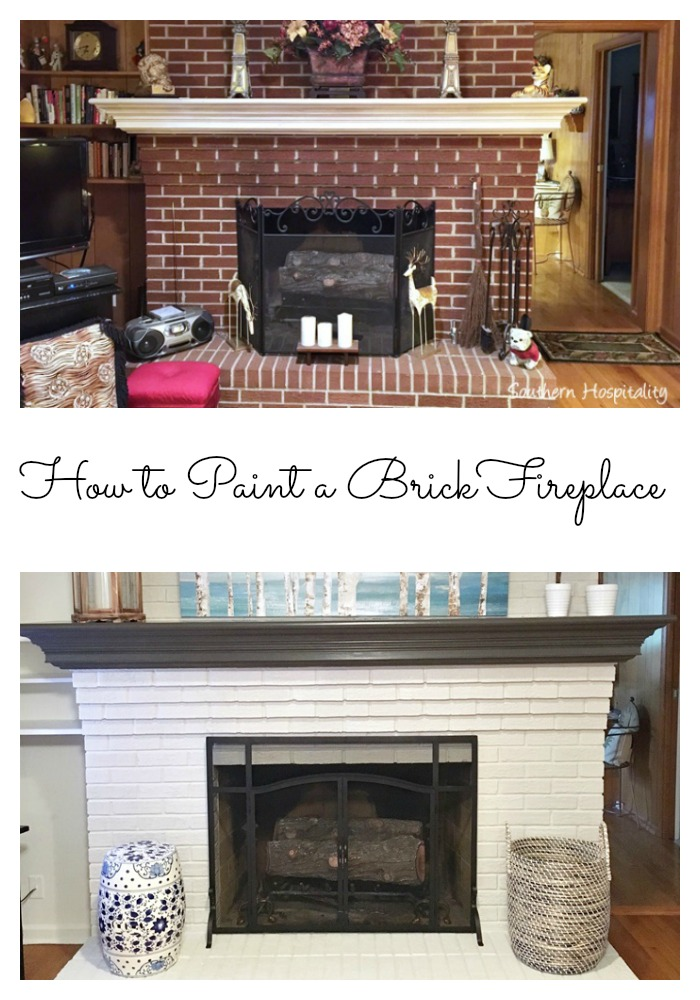 Brick Fireplace Part - 29: Brick Fireplace Collage