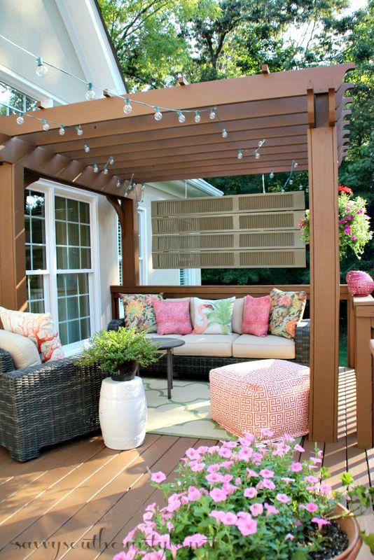 35 inspiring outdoor spaces porches