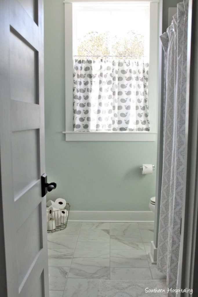 bath marble floor