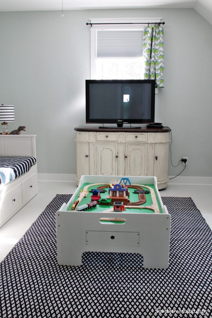 farmhouse kids play room