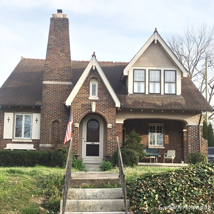 Historic Franklin Homes Drive By S Southern Hospitality