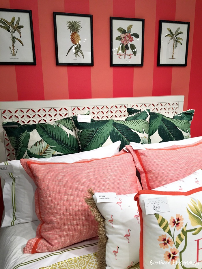 High Point Design Blogger Tour - Southern Hospitality