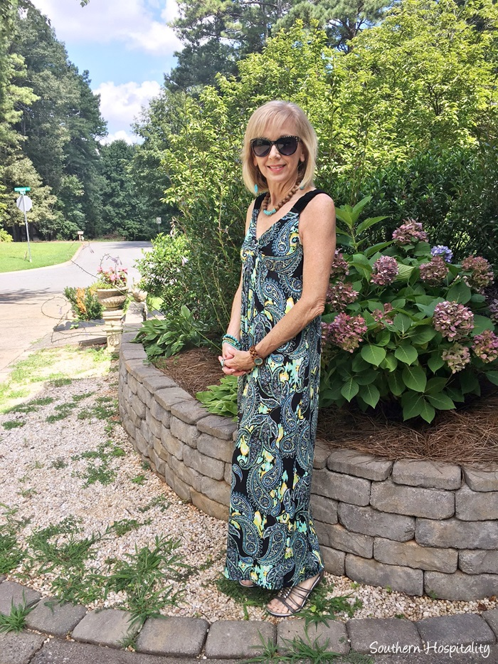 ffba4aefc07 Fashion over 50  Summer Dress - Southern Hospitality