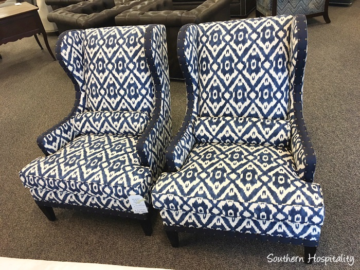 We Stopped In Another Outlet Store That Had Bernhardt And Some Other  Brands. I Loved These Chairs By Century Furniture, A Higher End Line Thatu0027s  Just ...