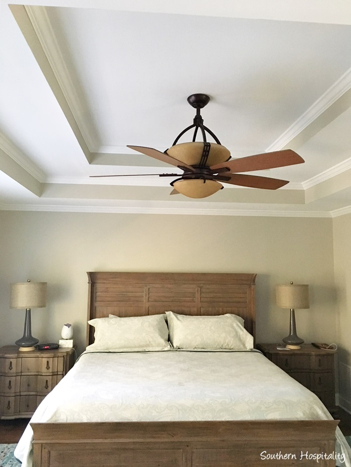 master bedroom plans fan