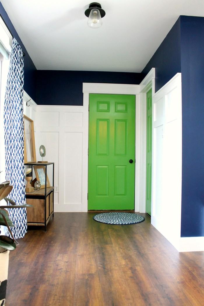 Painting Interior Doors style