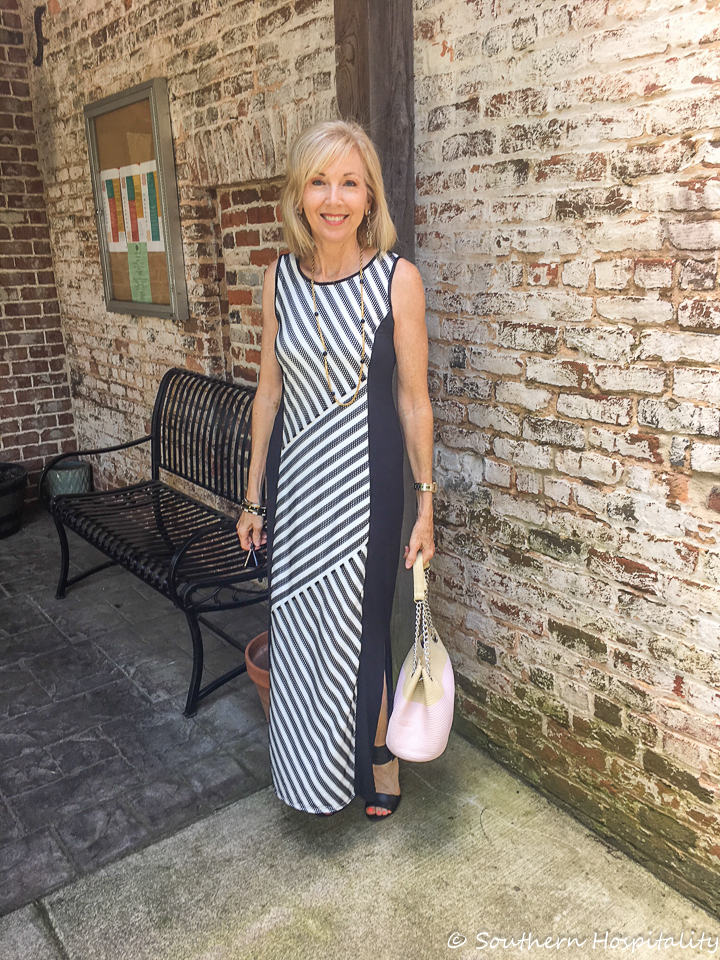 44f2bac3f59 Fashion over 50  Summer Maxi Dresses - Southern Hospitality
