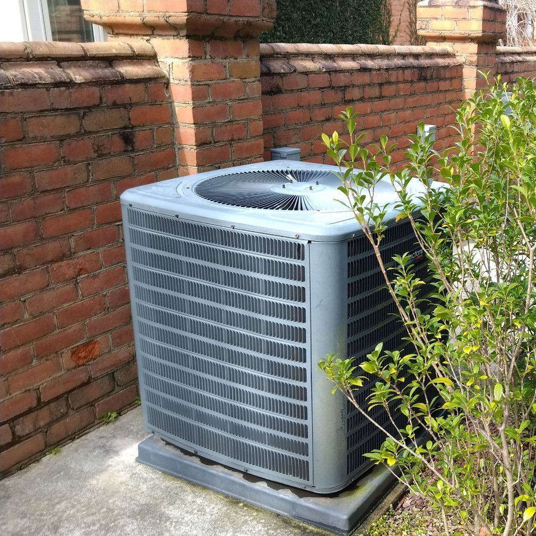 Outdoor Air Conditioning Unit - Gallery
