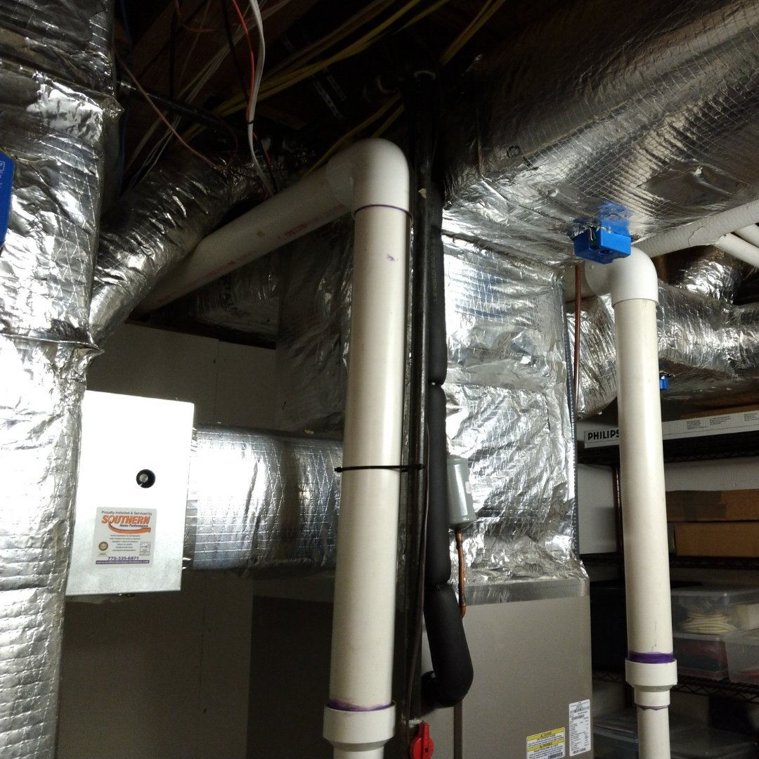Duct Sealing - Gallery