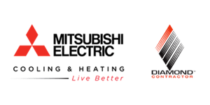 Mitsubishi Electric Cooling and Heating - Top Brands - Diamond Contractor