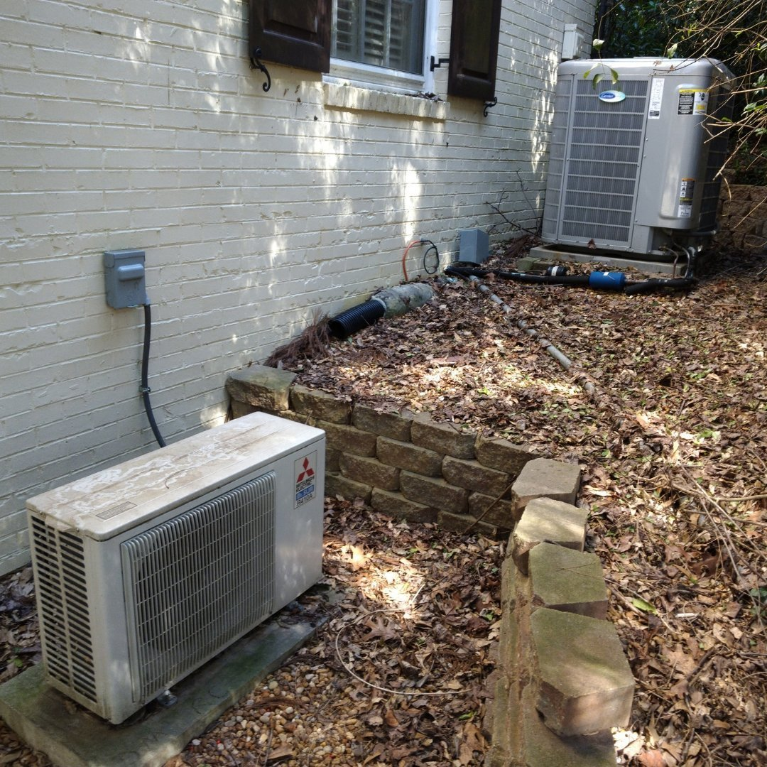 Dual Air Conditioning Units - AC Page Gallery
