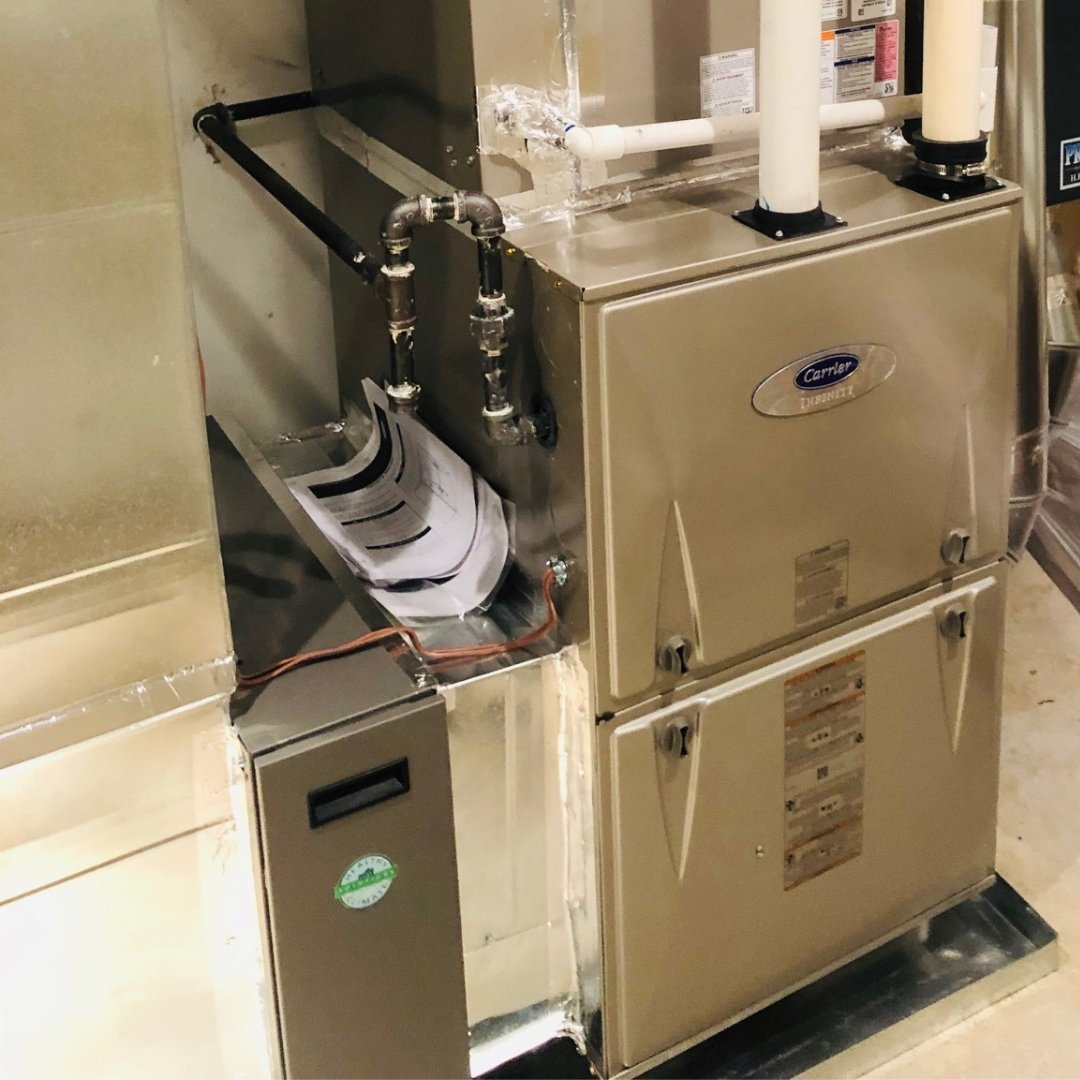 Heating Unit with Air Purification System - Page Gallery