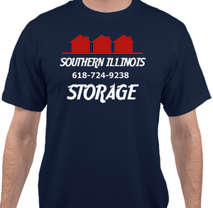 Southern Illinois Storage T-shirts