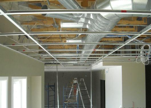 Standard T Bar Ceilings Southern Interiors Ltd
