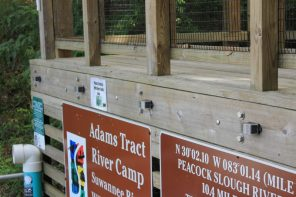 For Solar Runner Lights above signs