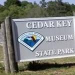 CedarKeyMuseumStateParkSign1