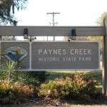 PaynesCreekHistoricStatePark