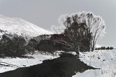 Cardrona Valley snow