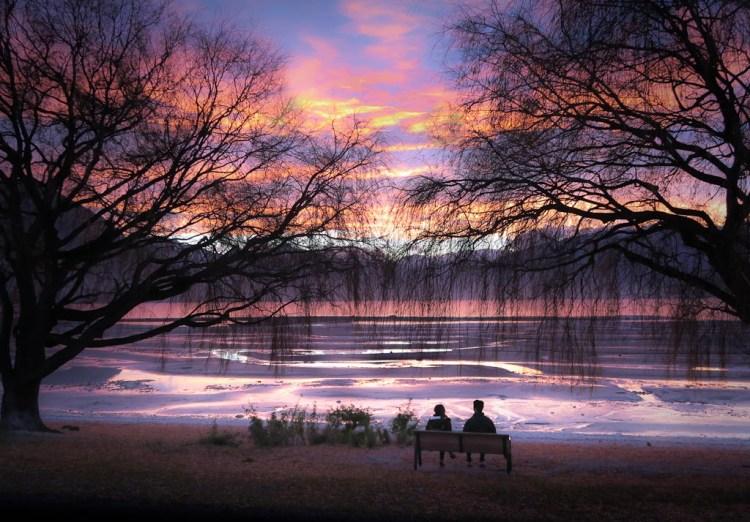 Many moods of Lake Wanaka