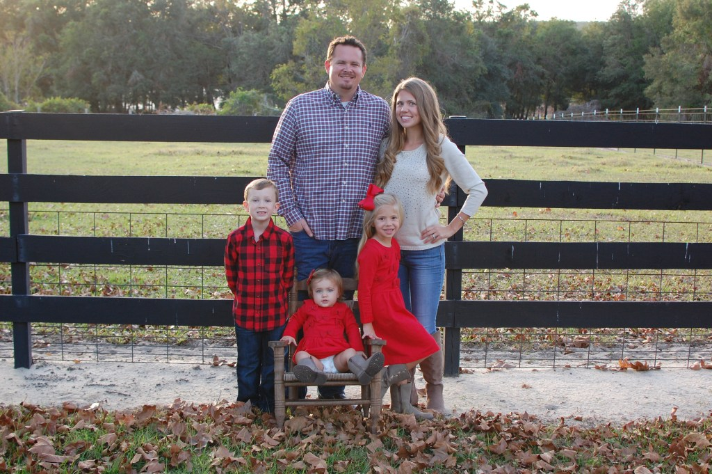 image of southern lightscaping family