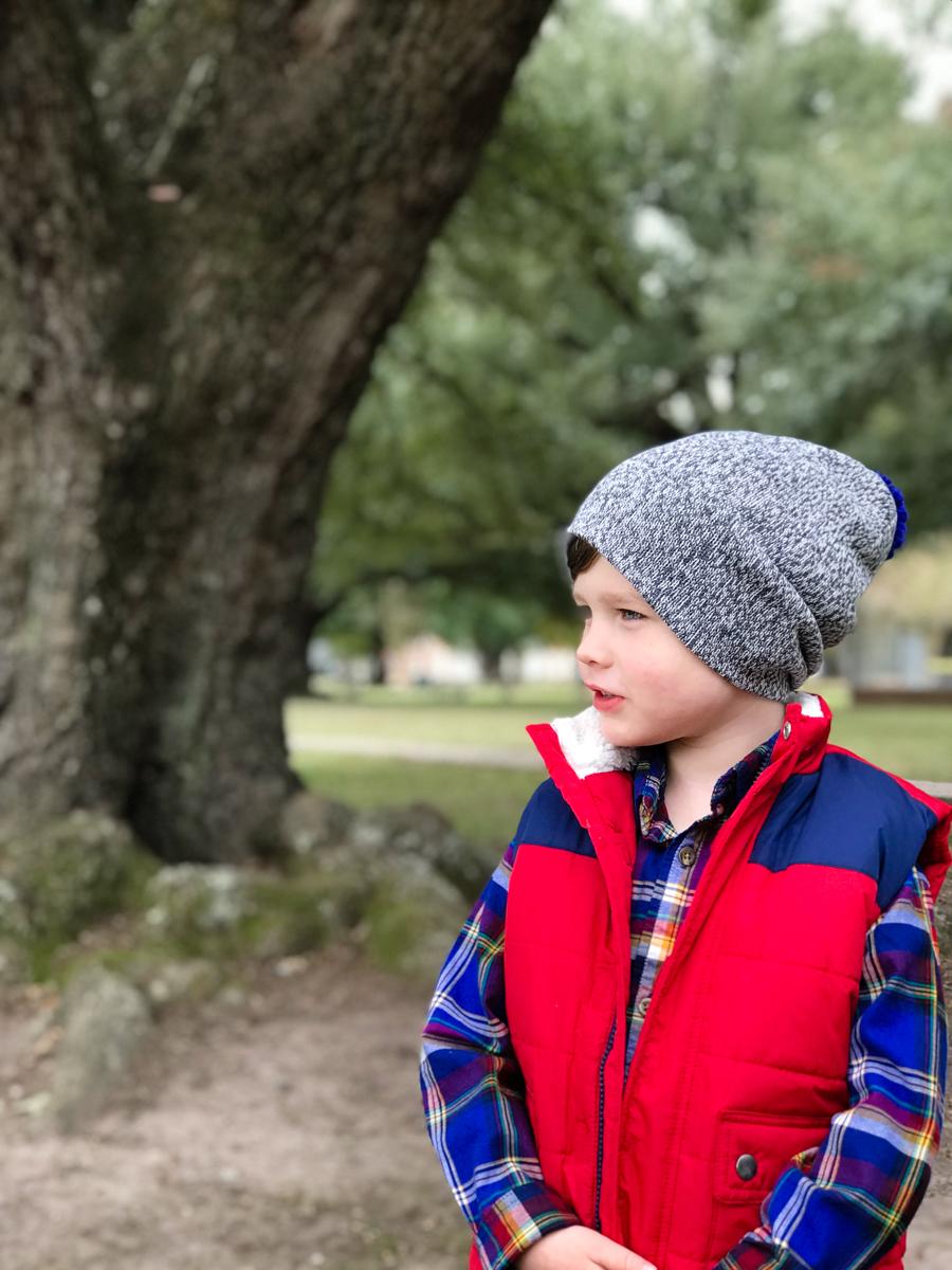 Little Boy Style - Winter Edition