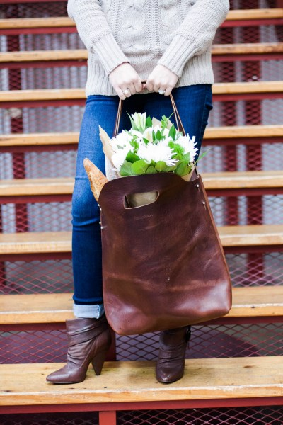 My Top 3 Ways to Use a Shoulder Tote | Southern Made Blog