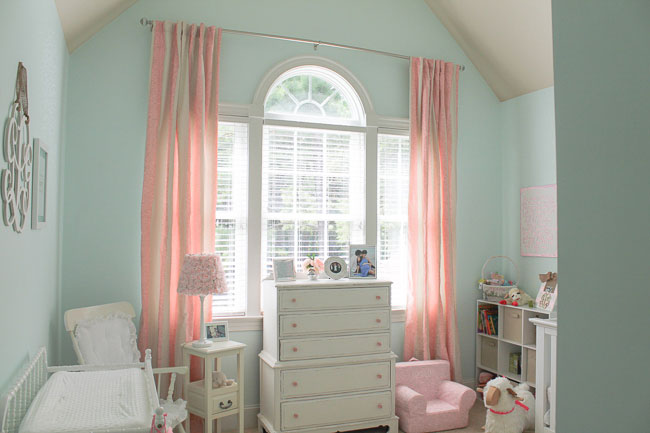 Georgia Grace's Nursery Tour