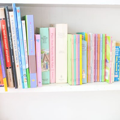 Favorite Books for Infants + Toddlers