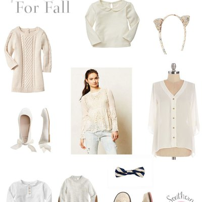 Style: White For Fall
