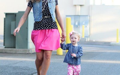 Mama+Mini Fashion: Mallory and Landry Kate