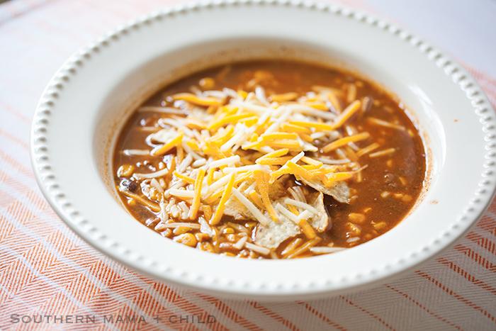 Best Crock Pot Taco Soup Recipe