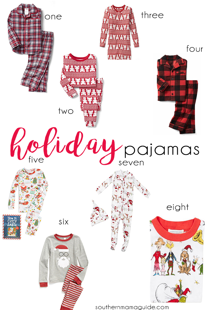 holiday-pajamas