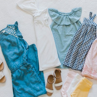 Old Navy 40% off Sale ~ Our Haul