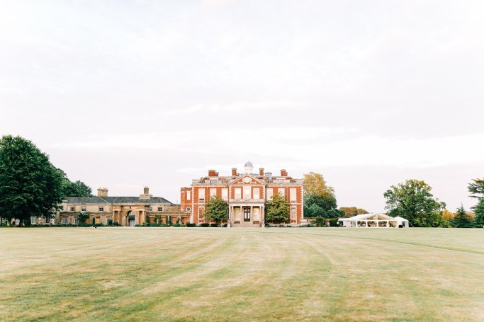 The stunning Stansted Park wedding venue... http://www.charlottewisephotography.co.uk