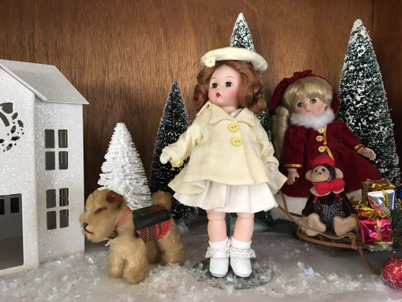 32nd Annual Christmas Doll & Train Exhibit Winter Break Special