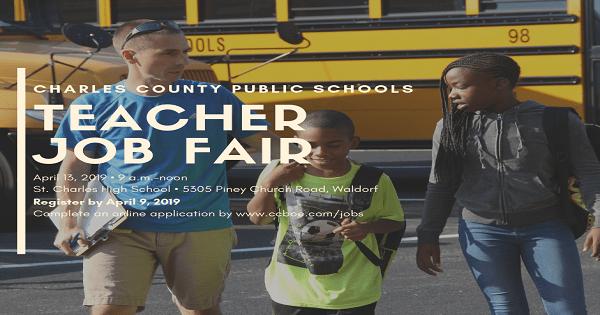 Charles-County-Public-Schools-Teacher-Job-Fair