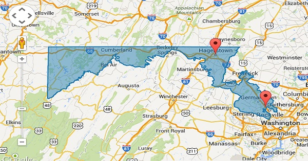 Marylands-sixth-congressional-district-2019