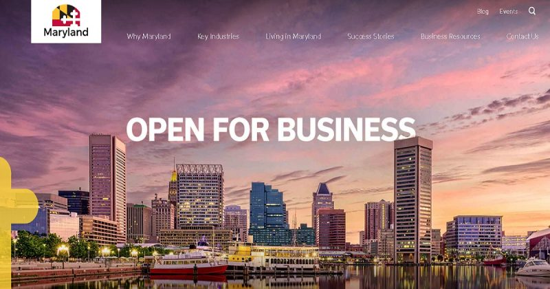 maryland-open-for-business