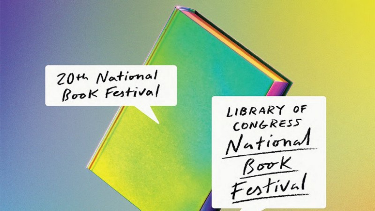 National Endowment for the Arts to Support 20th National Book Festival, September 25-27, 2020