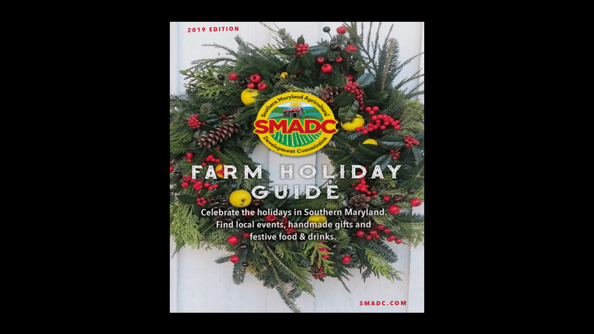 Christmas Events In Maryland 2020 2020 Southern Maryland Holiday Farm Guide Now Accepting Listings