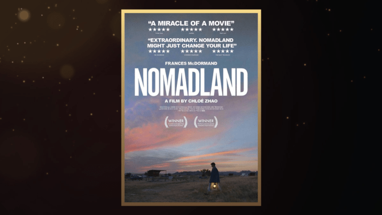 Nomadland-Best Picture-Academy Awards