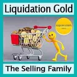 liquidation gold