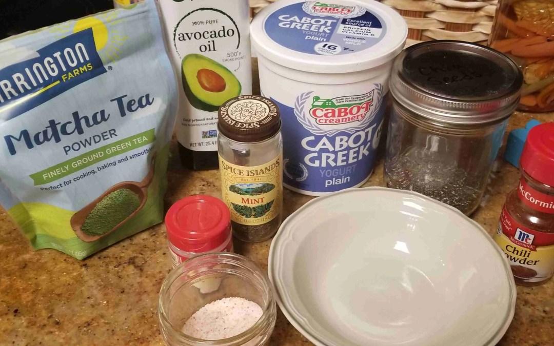 Labneh – Middle Eastern Style Yogurt Dip