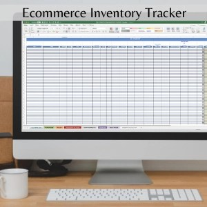 Ecommerce Inventory Tracker