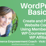 WordPress-Basics-FB-Create-and-Protect-Website-Content-Using-Membermouse-WP-Courseware-and-WP-Affiliate