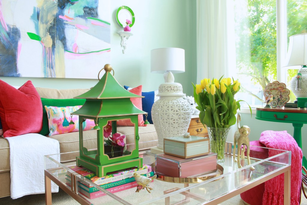 Palm Beach Preppy Decor
