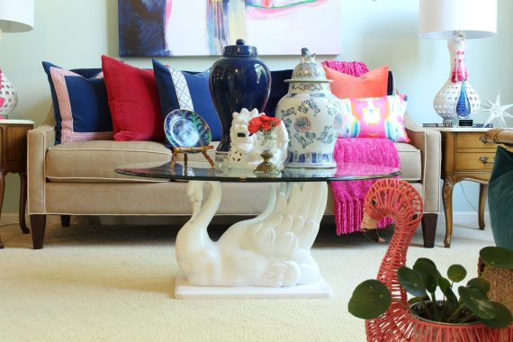 Chinoiserie Chic Style
