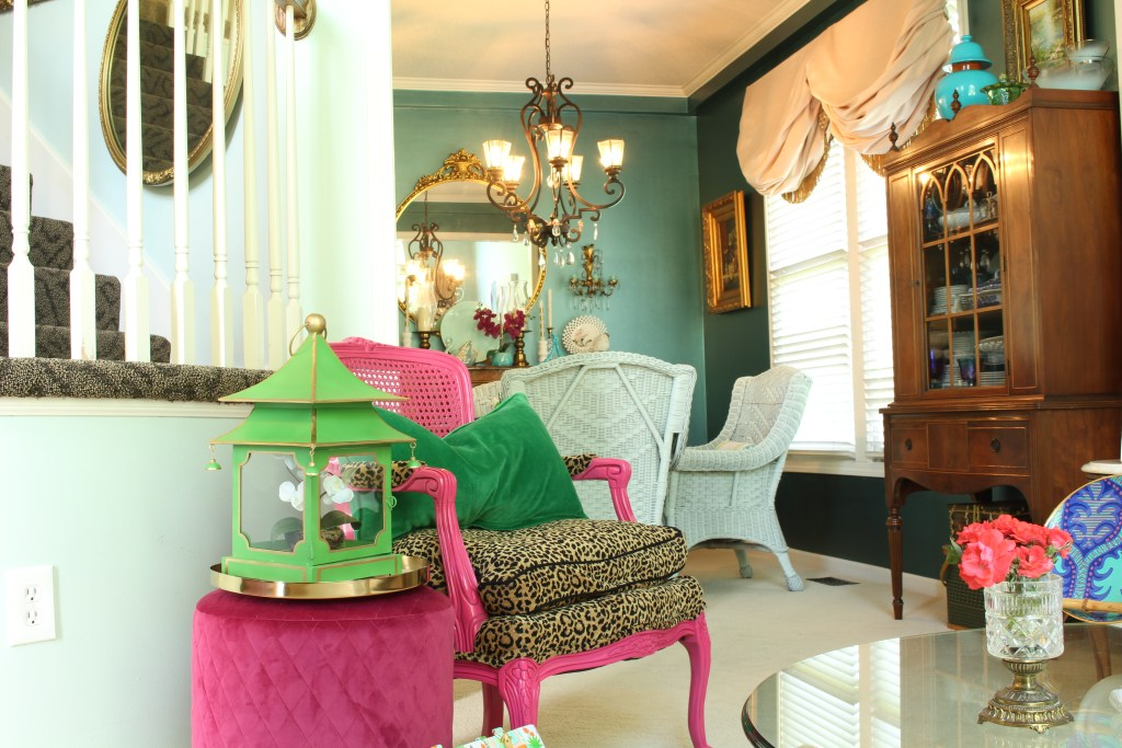 Chinoiserie Style Furniture